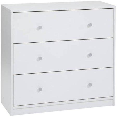 white chest of drawers walmart studio 3 drawer dresser white walmart