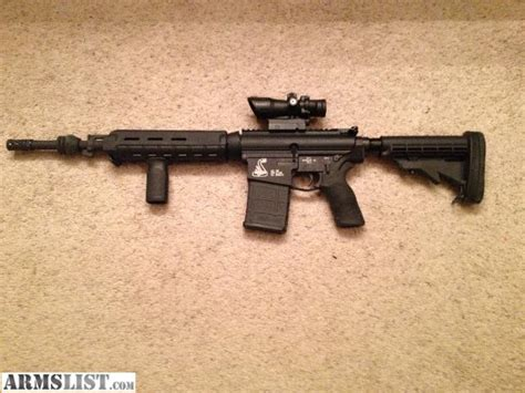 ARMSLIST - For Sale: Bushmaster AR 10 .308