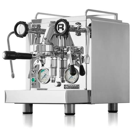 Machine functions are controlled from the removable rocket espress communication pod that plugs into the side of the r 58. Rocket Espresso R58 V2 - Whole Latte Love