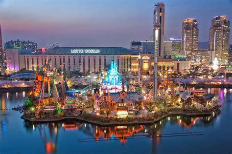 wisata korea  wajib kamu kunjungi airfrov blog