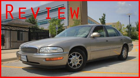 buick park avenue ultra review youtube