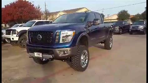 cummins nissan lifted 4x4works com 2016 nissan titan xd pro4x cummins diesel 6