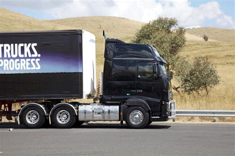 volvo australia trucks volvo fh 16 700 logistics trucking transport news