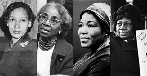 female civil rights leaders  shouldnt  forgotten