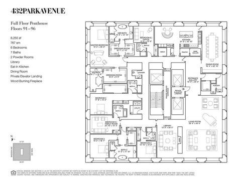 mouthwatering  york city floorplans