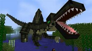 Spinosaurus Rig First Rig Rigs Mine Imator Forums
