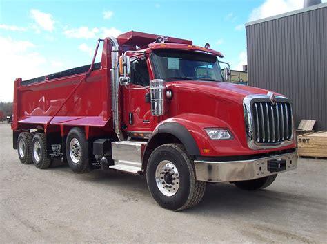 Carrier Centers  New Trucks 2018 International Truck