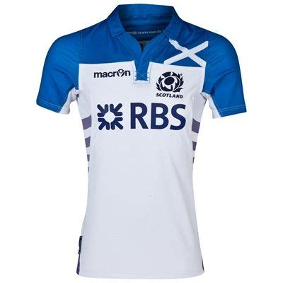 Scotland Rugby Away Pro Shirt 201314 Sports Online ...