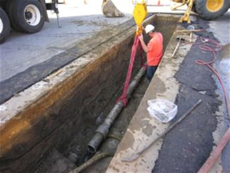 asbestos cement transite pipe  water distribution