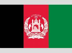 Country flag of Afghanistan Photopublicdomaincom