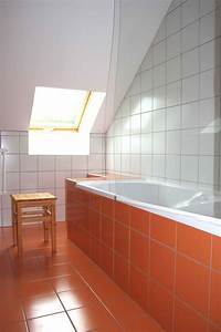 Salle De Bain Orange : salle de bain orange et blanc id es d coration int rieure ~ Preciouscoupons.com Idées de Décoration