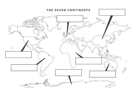 worksheet continents worksheet worksheet worksheet