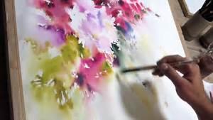 Yazdchi, Watercolor, Painting-2