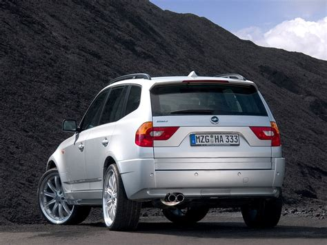 bmw x3 e83 tuning car in pictures car photo gallery 187 hartge bmw x3 e83