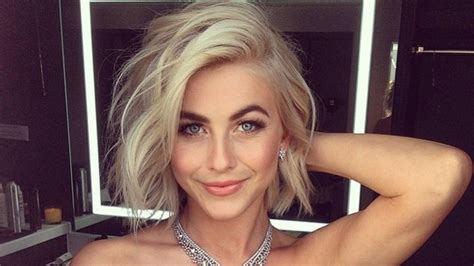 The Best Julianne Hough's Short Hairstyles
