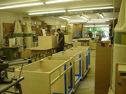 Custom Spray Woodworks Inc Cabinets Factory Assembled