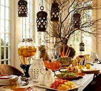 Remarkable Decorating Party Design Dining Table Decoration Ideas Tony 39 S Top Tips For Halloween Decorating And Beyond Pottery Barn