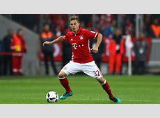 Joshua Kimmich Bayern Munich Goalcom