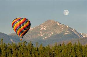 Hot Air Baloon | mercury