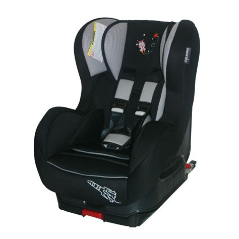 siege auto groupe 1 isofix nania siège auto cosmo sp luxe isofix gris achat vente