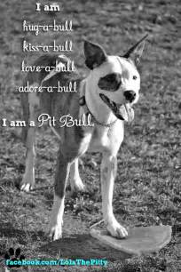 Pit Bull Love Quotes