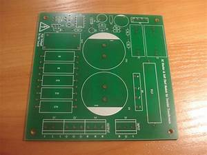 Pcb For Combined Soft Start  Inrush Current Limiter   U0026 Dc Blocker  Trap  Filter  Module