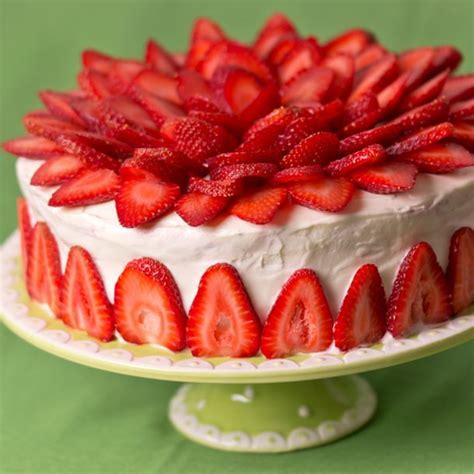recette de cuisine en photo recette gâteau aux fraises