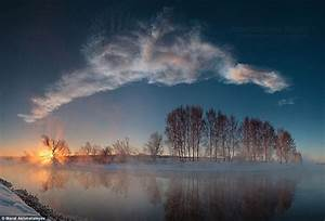 Sensational photos of Russian meteor | EpidemicFun.com