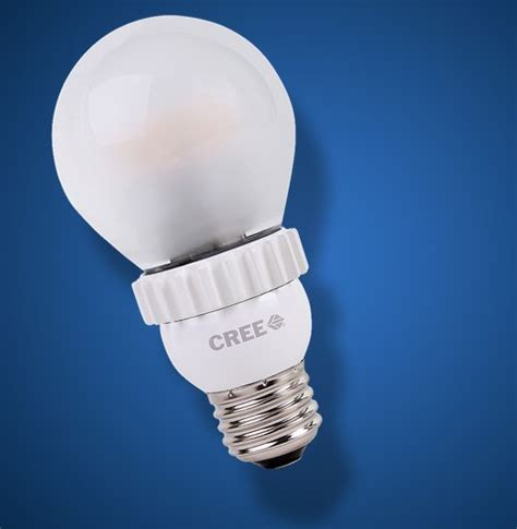 Cree 174 Led Bulb Breaks 10 Price Barrier Samsung Introduces