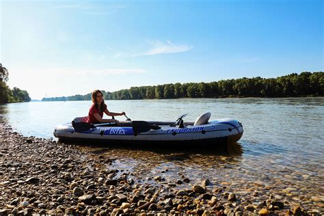 Inexpensive Boat Oars by Intex Excursion 5 The Best Affordable Boat