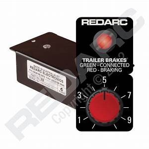 Remote Mount Electric Trailer Brake Controller