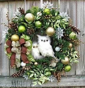 13 décoration de Noël pour la porte d'entrée Design Feria
