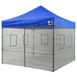 ez pop  outdoor food service canopy commercial tent package  colors  sizes ebay