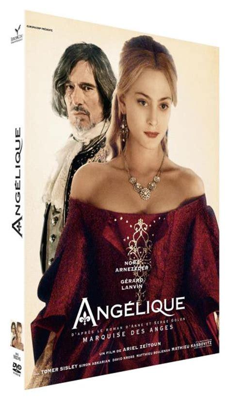 angelique marquise des anges deuxieme partie ang 233 lique marquise des anges ang 233 lique dvd coffret dvd dvd zone 2 ariel zeitoun nora