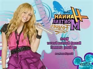 Hannah Montana Forever Singer Tv Series Hd Wallpaper 501863