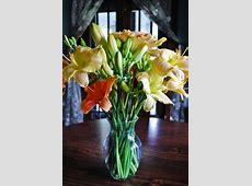 Daylily Floral Arrangements Gardenorg