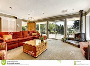 Welche Kissen Zu Rotem Sofa : wohnzimmer mit rotem sofa gallery of wohnzimmer design ~ Michelbontemps.com Haus und Dekorationen