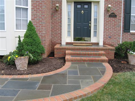 front porch and walkway ideas walkway front stoop i always liked walkways to the front door for the home pinterest