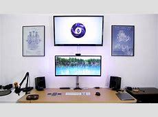 MS Tech Desk Setup Tour! Mid 2015 YouTube