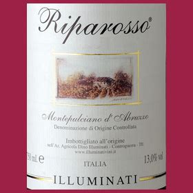 Riparosso Illuminati by Editions Debeur Vins Bi 232 Res