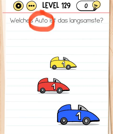 brain test level  loesungen app loesungen