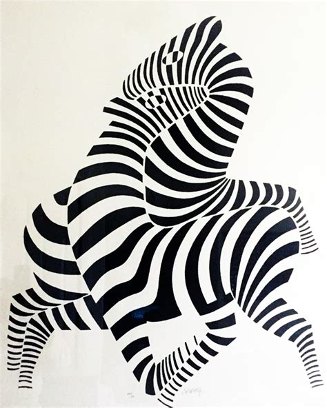 painting on plexiglass victor vasarely for sale