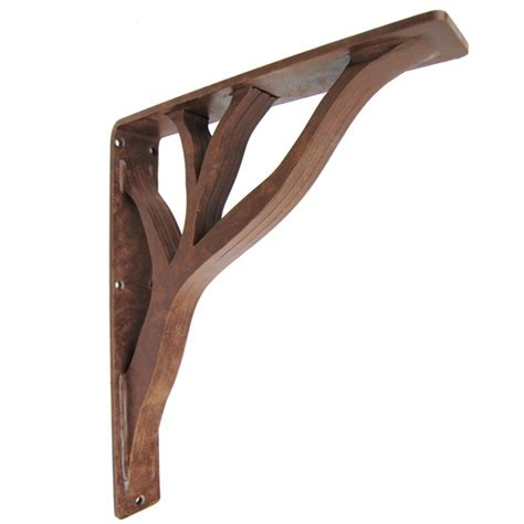Decorative Metal Corbels by Iron Accents Willow Iron Corbel 2 Quot Wi20b