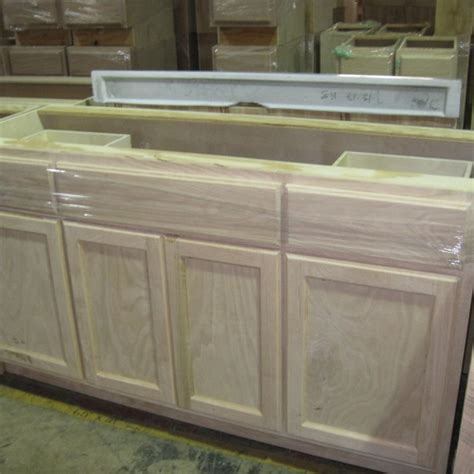 Unfinished Kitchen Cabinets Wholesale - wholesale kitchen cabinets ga 72 quot inch oak sink base