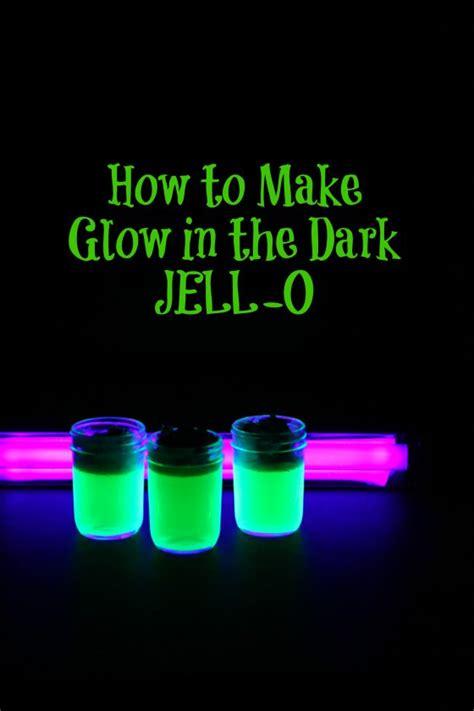 magical glow   dark diy projects