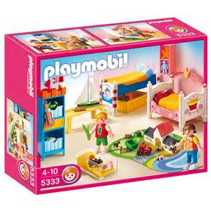 playmobil kinderzimmer childrens room 5333 from playmobil wwsm