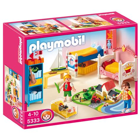 playmobil chambre des parents childrens room 5333 from playmobil wwsm