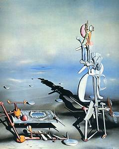 Indefined Divisibility - Yves Tanguy - WikiArt.org ...