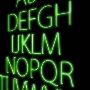Neon Alphabet 3D Model – Buy Neon Alphabet 3D Model