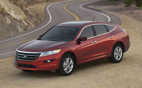 Honda Recalls Accord Crosstour To Replace Front Passenger